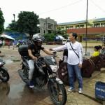 Kaisa Batasan carries CguradoNACO in a Motorcade (8)