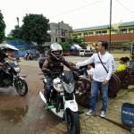 Kaisa Batasan carries CguradoNACO in a Motorcade (9)