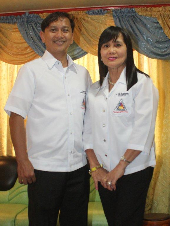 The Health and Sanitation Committee Chairpersons
