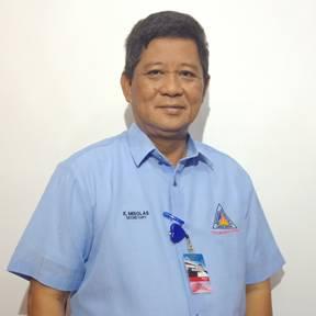 Mr. Edwin P. Misolas Barangay / Lupon Secretary